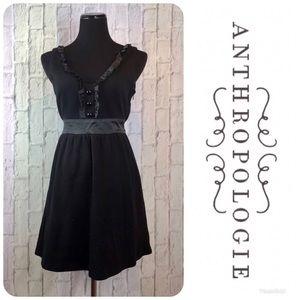 NWT ANTHROPOLOGIE Hazel Sleeveless Dress Sz M $114